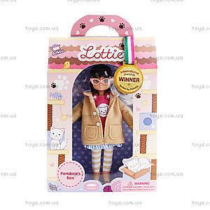Кукла Lottie «Защитница животных», LT027, детские игрушки