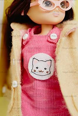 Кукла Lottie «Защитница животных», LT027, магазин игрушек