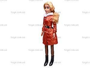 Кукла Lucy в пальто, 8060, фото