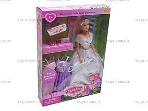 Кукла Люси с платьями, 8071, фото