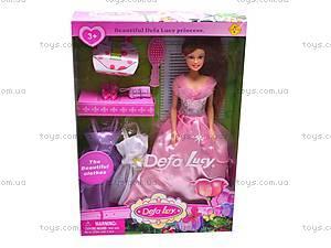 Кукла Люси с платьями, 8071, цена