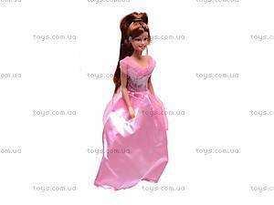 Кукла Люси с платьями, 8071, игрушки