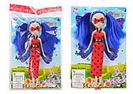 Кукла «Леди Баг» с длинными волосами, YS48W, купить