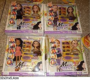 Кукла Mairyn, с аксессуарами и косметикой, 39008