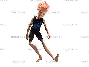 Детская кукла-мальчик Monster High, 302A, купить
