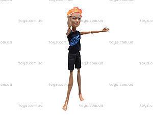 Детская кукла-мальчик Monster High, 302A, фото