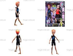 Детская кукла-мальчик Monster High, 302A