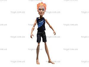 Детская кукла-мальчик Monster High, 302A, магазин игрушек