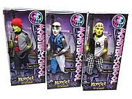 Кукла-мальчик Monster High, YY2016A-C, отзывы