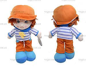 Детская кукла - мальчик, R2314