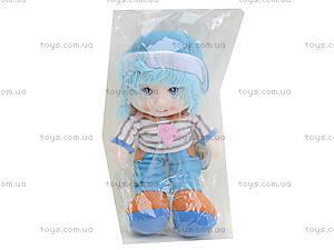 Детская кукла - мальчик, R2314, цена