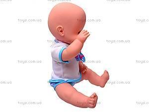 Кукла-малыш с аксессуарами, N003-D, купить