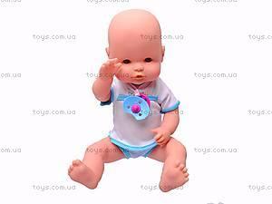Кукла-малыш с аксессуарами, N003-D