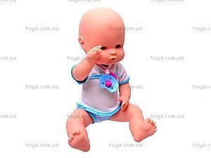 Кукла-малыш с аксессуарами, N003-D, фото