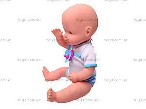 Кукла-малыш с аксессуарами, N003-D, отзывы