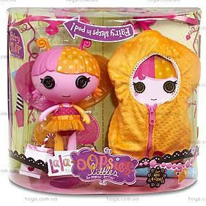 Кукла Lala-Oopsie Феечка Тюльпания серии «Мотыльки», 520085