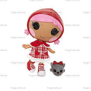 Кукла-малышка Lalaloopsy «Красная Шапочка», 530343