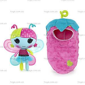 Кукла-малышка Lalaloopsy серии «Мотыльки» Феечка Фиалка, 520115
