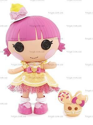 Кукла Малышка Lalaloopsy «Печенюшка-сладкоежка» серии Lalabration, 539742, фото