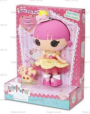 Кукла Малышка Lalaloopsy «Печенюшка-сладкоежка» серии Lalabration, 539742, цена