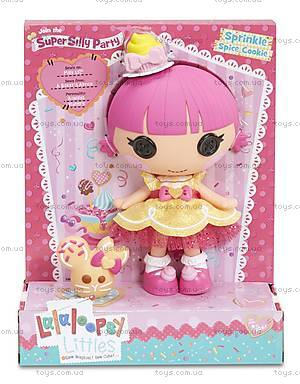 Кукла Малышка Lalaloopsy «Печенюшка-сладкоежка» серии Lalabration, 539742