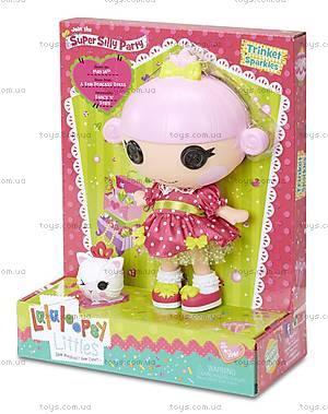 Кукла Малышка Lalaloopsy «Принцесса Блестинка» серии Lalabration, 539759, цена