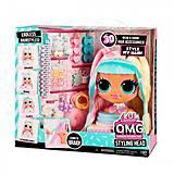 """Кукла-манекен L.O.L SURPRISE! серии """"O.M.G."""" - ЛЕДИ БОН-БОН , 572008, toys"""