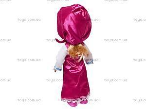 Кукла «Маша и медведь», говорит 6 фраз, 60942, фото