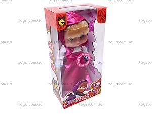 Кукла «Маша и медведь», говорит 6 фраз, 60942
