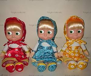 Кукла Маша из м/ф «Маша и Медведь», 5511-1