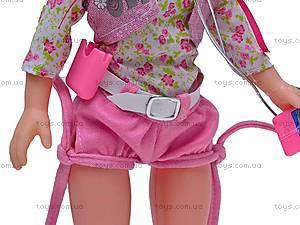 Кукла Maylla с одеждой, 88102, игрушки