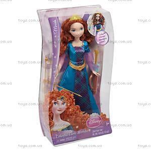 Кукла Мерида «Цветные волосы» серии «Отважная», Y8214, отзывы