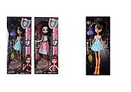 Кукла шарнирная, 12 видов + аксессуары, 1001-6051526753, игрушки
