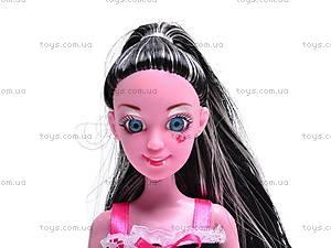Кукла Miao Miao с гитарой, LS-80001, цена