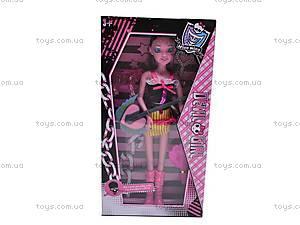 Кукла Miao Miao с гитарой, LS-80001, детские игрушки