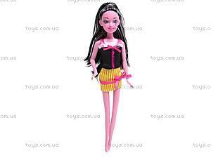 Кукла Miao Miao с гитарой, LS-80001