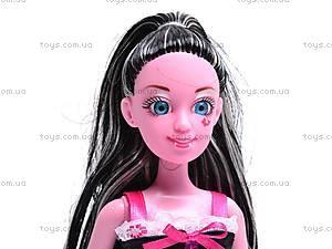Кукла Miao Miao с гитарой, LS-80001, toys.com.ua