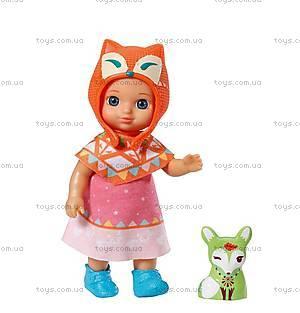 Кукла Mini Chou Chou Джози серии «Лисички», 920367
