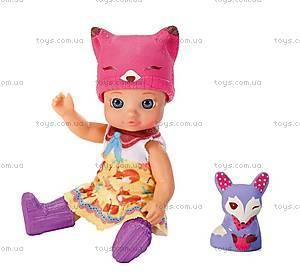Кукла Mini Chou Chou Джуди серии «Лисички», 920350, купить