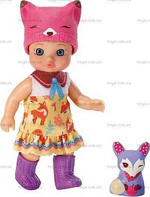 Кукла Mini Chou Chou Джуди серии «Лисички», 920350