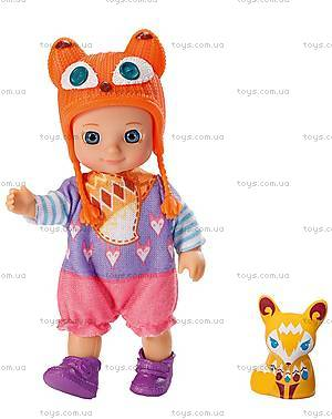 Кукла Mini Chou Chou Энни серии «Лисички», 920398, фото