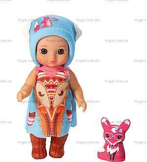 Кукла Mini Chou Chou Грейси серии «Лисички», 920343, купить