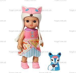 Кукла Mini Chou Chou Кэтти серии «Лисички», 920381