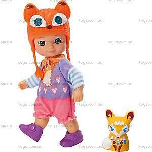 Кукла Mini Chou Chou Лакки серии «Лисички», 920336