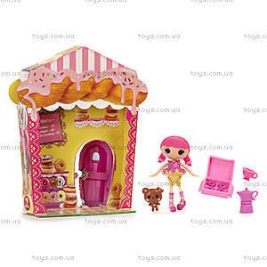 Кукла Mini Lalaloopsy Хрустолина из серии «Королевство сладостей», 520474