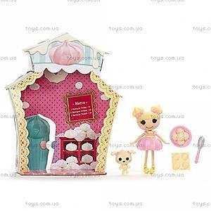 Кукла Mini Lalaloopsy Ванилина из серии «Королевство сладостей», 520443, купить