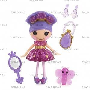 Кукла Minilalaloopsy Аметист серии «Принцессы-самоцветы», 529729
