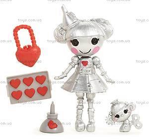 Кукла Minilalaloopsy Доброе Сердце из серии «Изумрудный город», 522430