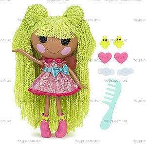 Кукла Lalaloopsy Фея-Бабочка серии «Кудряшки-симпатяшки», 527459