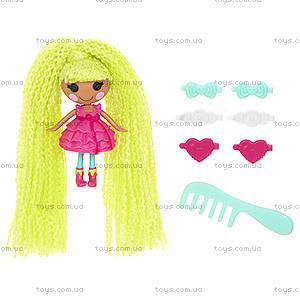 Кукла Minilalaloopsy Фея Бабочка серии «Кудряшки-симпатяшки», 527497
